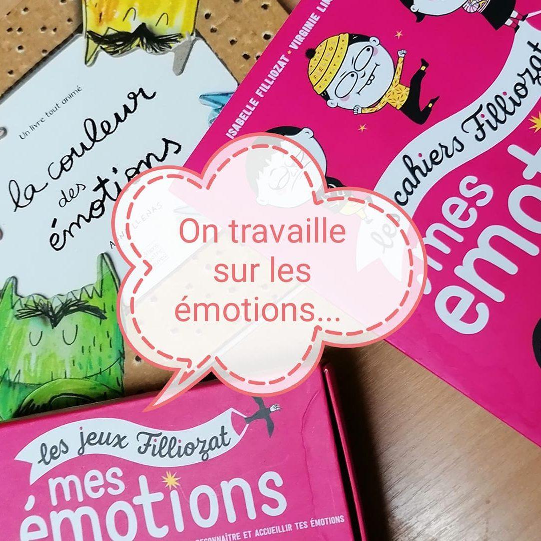 Atelier expression et gestion des émotion